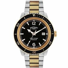 Rotary Ocean Avenger Mens Date Watch Gb02695-04