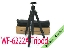NEW WEIFENG WF-6662A Fancier FT-6662A Tripod with Ball head WEIFENG AU LOCAL