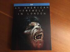 An American Werewolf In London (Blu-ray, 1981, Restored Edition w/ Slipcover)