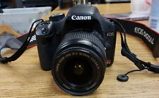 Canon Rebel T1i EOS Camera with 18-55mm Zoom Lens
