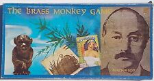 Vintage 1973 THE BRASS MONKEY U.S. Games Systems 70s Master Spy Board Game