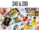 Sticker PANINI FIFA 2014 coupe du monde -240 à 299 Brazil 2014