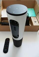 CONNECT Logitech Caméra ConferenceCam portable avec haut-parleur Bluetooth