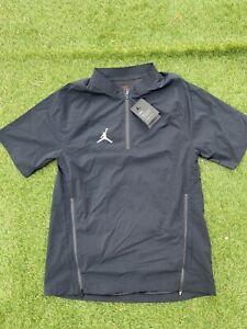 Jordan Jumpman Nike Jacket Dri-Fit Woven Short Sleeve Hot Men's Med CD2220-060