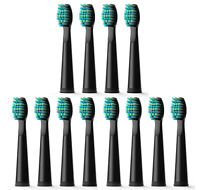 12x Fairywill Electric Toothbrush Replacement Brush Heads for FW 507 508 659 917