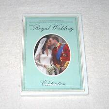 The ROYAL WEDDING CELEBRATION His Royal Highness & Catherine Middleton BRAND NEW