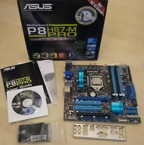 PC Bundle ASUS P8H67-M + Intel Core i7 2600