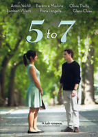 5 To 7 (Canadian Release) New DVD