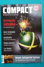 Compact Magazin für Souveränität Nr.11/2017  ungelesen 1A TOP