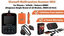iCarsoft Multi-system Diagnostic Scanner Tool i903 for Nissan / Infiniti/Subaru