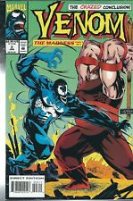 "VENOM ""THE JUGGERNAUT"" #3 (1994) MARVEL COMICS V/F+"