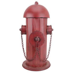 Medium Metal Fire Hydrant Statue