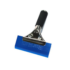 Blue Max Pro Squeegee W/ Handle Grip Window Film Tint Tools Rubber Water Scraper