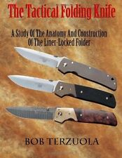 USED (VG) Tactical Folding Knife by Bob Terzuola