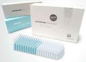 NUSKIN Nu Skin AGELOC Galvanic Spa Facial Gels Original 4-10  pairs (NO BOX)