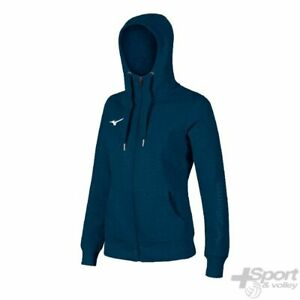Felpa Team Sweat FZ Hoodie Mizuno Donna - 32EC9700