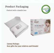 MLILY AirCell Classic Pillow+DUPONT Sorona PCM Technology Cooling Adjustable