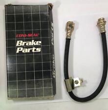 Brake Hydraulic Hose Front Right Coni-Seal F80977 75-83 Ford E F Series