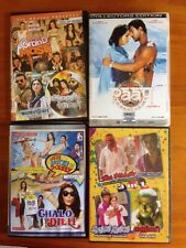 Assorted Bollywood 2in1 X 4 Dvd's