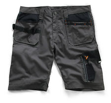 Scruffs Trade Shorts Grey 32 Reg T52810