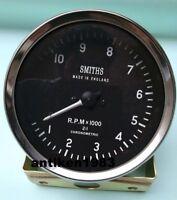 100 mm smiths replica Tachometer anti clockwise mechanical M18X1.5 THREAD