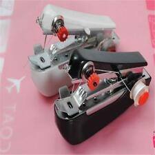 2*New Hand-Held Sewing Machine Tool Mini Home manual small portable Pocket Hot A