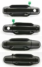 SET OF 4 PCS Exterior Outside Door Handle for 03-09 KIA SORENTO