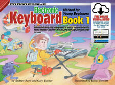 More details for progressive keyboard method for young beginners book 1 - same day p+p