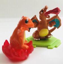 Charmander & Charizard Original CGTSJ Nintendo Pokemon Mini Figures Toy vtg 2
