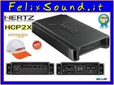 HERTZ HCP2X AMPLIFICATORE 2 CANALI 800W + Cappellino