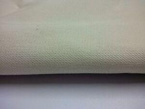 loomestate cotton drill not pre shrunk