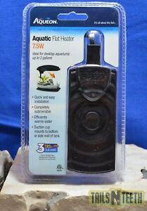 Aqueon Aquatic Flat Heater 7.5w for Aquariums up to 3 Gallons