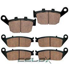 Front Rear Brake Pads For Honda CB500X / CB500XA 2013 2014 2015 2016
