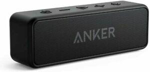 Anker SoundCore 2 Bluetooth Kabelloser Lautsprecher IPX7 Schwarz Iteration 4