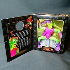 Marvels Famous Cover Action Figure Green Goblin 8in Ultra Poseable ToyBiz