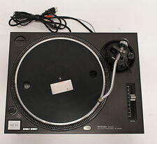Technics Model SL-1210MK2 Professional Direct Drive Turntable System