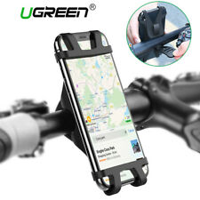 Ugreen Motorcycle Bike Bicycle Handlebar Cell Phone Holder for iPhone X 8 GPS LG