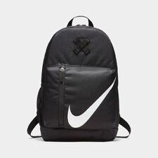 Nike YB Elemental Backpack Sports Bag Black Kids School Casual NWT BA5405-010