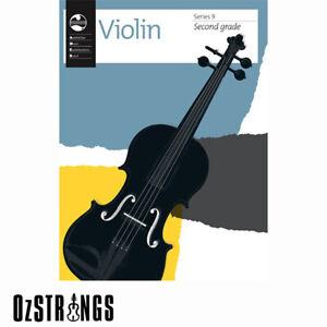 AMEB Violin Series 9 - Second Grade - 2