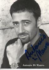 Autogramm - Antonio Di Mauro