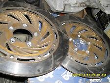 z650sr  front discs