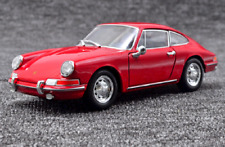 Welly 1:24 1964 Porsche 911 Red Diecast Model Sports Racing Car New in Box