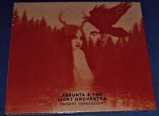 music cd ASSUNTA & THE LIGHT ORCHESTRA silent revolution MINT UNOPENED SEALED