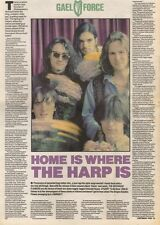 2/6/90Pgn14/16/17 Article & Picture(s) Hothouse Flowers In home Is Where The Har