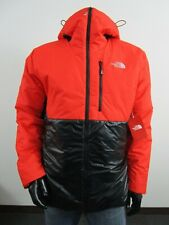NWT Mens TNF The North Face Summit L6 Synthetic Belay Insulated Parka Jacket Red