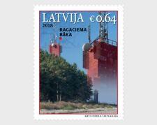 Letland / Latvia - Postfris/MNH - Lighthouse 2018