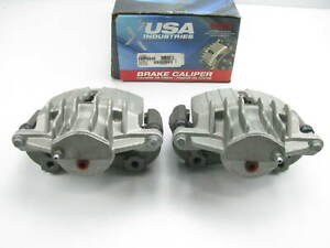 Usa Industries FRP4646 Remanufactured Disc Brake Caliper Set - Front