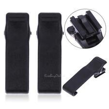 2 x Back Belt Clip for Motorola GP-88 GP-68 GP-300 Walkie Talkie Radios