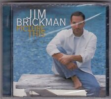 Jim Brickman - Picture This - CD - (Brand New Sealed)