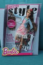 Mattel Barbie 4 style doll 100+ looks boxed BLR57 luxe Teresa BNIB fashionista